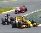 F1: Королевские гонки меняют планы