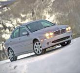 Jaguar готовит новое поколение седана X-Type