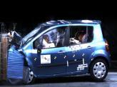 Краш-тест: Renault Modus