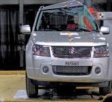 Краш-тест: Suzuki Grand Vitara