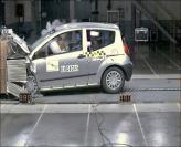 Краш-тест: Citroen C2