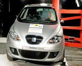 Краш-тест: SEAT Altea
