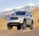 Jeep Grand Cherokee: хорошая проходимость – не помеха комфорту