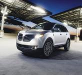 Lincoln MKX: новые технологии в классической оболочке