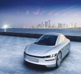 Volkswagen XL1: сверхэкономичный автомобиль