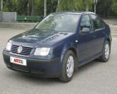 Volkswagen Bora (1998–2005): середнячок