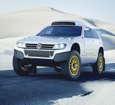 Volkswagen Race Touareg 3 Qatar Concept: раллийный вседорожник для повседневной езды