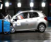 Краш-тест: Toyota Auris