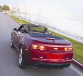 Chevrolet Camaro Convertible: пополнение в семействе