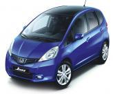 Усовершенствованный Honda Jazz