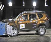 Краш-тест: Dacia Duster