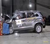 Краш-тест: Mitsubishi ASX