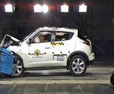 Краш-тест: Nissan Juke