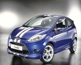 Ford Fiesta Sport Plus: резвый малый