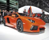 Женевский автосалон – 2011 Lamborghini