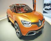 Женевский автосалон – 2011: Renault