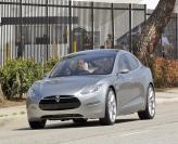 Tesla объявила цены на электрокар Model S