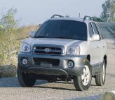 Hyundai Santa Fe (2000-2006 г. в.): полноразмерный семьянин
