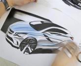 Mercedes-Benz A-Clas: первые фото нового поколения