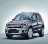Обновленный Volkswagen Tiguan будут собирать в России