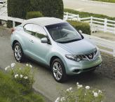 Nissan Murano CrossCabriolet: вседорожный кабриолет