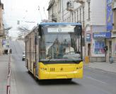 К Евро-2012 Киев закупит по 185 автобусов и троллейбусов