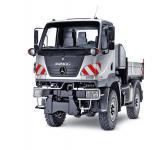 Mercedes-Benz Unimog - 60 лет!