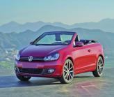 Volkswagen начал производство кабриолета Golf