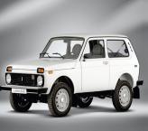 LADA 4x4 и Chevrolet Niva будут собирать на одном конвейере
