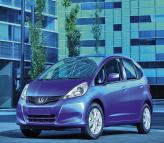 В Украине начались продажи обновленного Honda Jazz