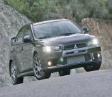 Mitsubishi Lancer Evolution остается