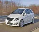 Mercedes-Benz B-Class с двигателем V8