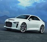 Купе Audi Quattro станет серийным