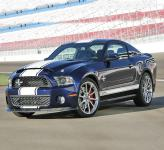 Ford представит 800-сильный Mustang Shelby GT500 Super Snake