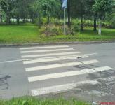 В Киеве появится долговечная разметка дорог