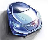 Luxgen представит на автосалоне в Шанхае электрокар Neora