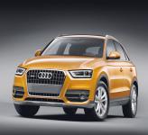 Audi Q3: пополнение во вседорожном семействе