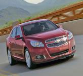 Опубликованы изображения Chevrolet Malibu