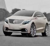 Buick представил концепт Envision