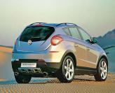 Fiat намерен представить новый компактный кроссовер