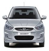 В Украине представлено новое поколение Hyundai Accent