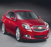 Chevrolet Malibu: выход в мир