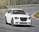 Самые мощные Chrysler 300 и Jeep Grand Cherokee SRT8