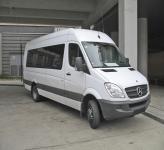 В Киеве показали Mercedes-Benz Sprinter, собранный в Украине