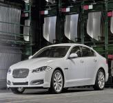 Jaguar XF: обновление