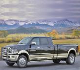 Dodge показала фото нового пикапа Dodge Ram Long-Hauler Concept