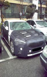 В Kia готовят седан бизнес-класса