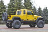 Jeep Wrangler JK8 Independence вскоре может стать серийным