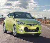 Hyundai Veloster: четырехдверное купе