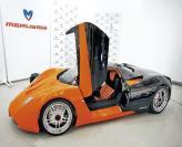 Спорткары Marussia в июле этого года поступят к первым покупателям